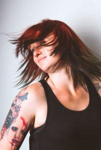 Portraitfotografie Tätowierer